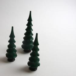 木のおもちゃ クリスマス オーナメント もみの木