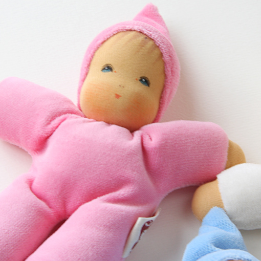 ぬいぐるみ ナンヒェン社 そらまめ人形