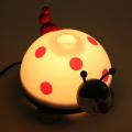 ニキティキ テーブルランプ 点灯